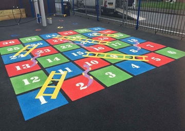 Play Surface Markings For Floors