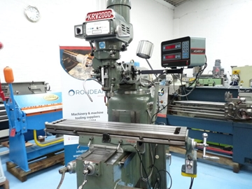Used Milling Machines For Sale