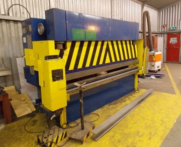 Used Press Brakes For Sale