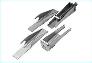 Hi-Torque Stainless Steel Clamps