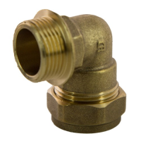 DZR Compression Plumbing Fittings