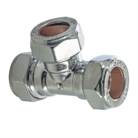 CP Compression Plumbing Fittings