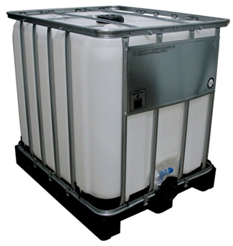 Bottom Outlet IBC Container