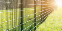 Miles Fence Mounted Systems