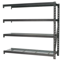 640kg UDL Sealey Heavy Duty Racking Extension S6572E