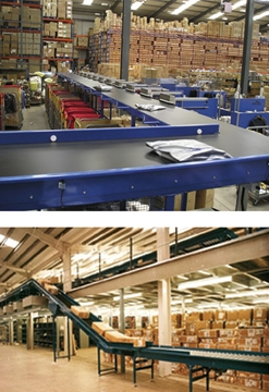 Nationwide Suppliers Of Inclined Belt Conveyors