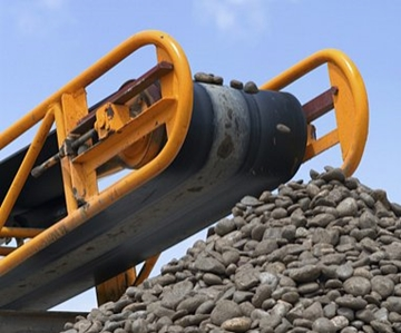 Conveyor Belts For Construction Sector