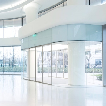 Glass Partitioning Systems In Yorkshire