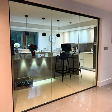 Fire Rated Glass Screens