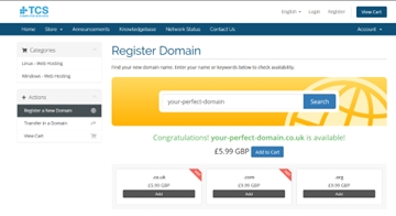 Domain Registration Services In Kent