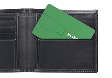 Super Slim USB Credit Cards
