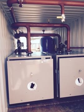 Bespoke Containerised Process Equipment