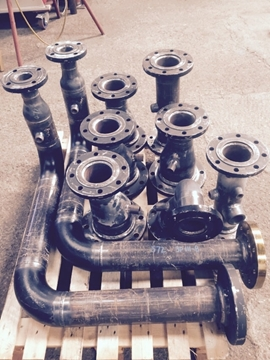 Mechanical Pipework Fabrication Services
