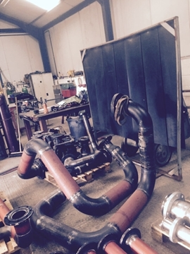 Mechanical Pipework Installation Services