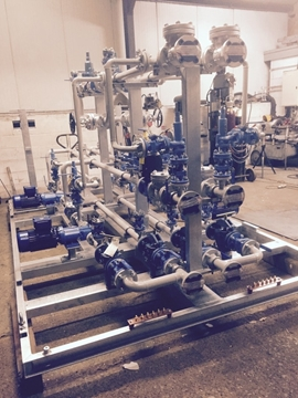 Nationwide Supplier Of Skid Mounted Process Equipment