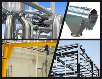 Pipework Fabrication Services In Rotherham