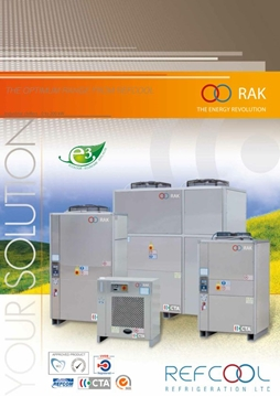 Manufacturing Of Chillers In UK