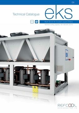 Single Phase Laboratory Chillers