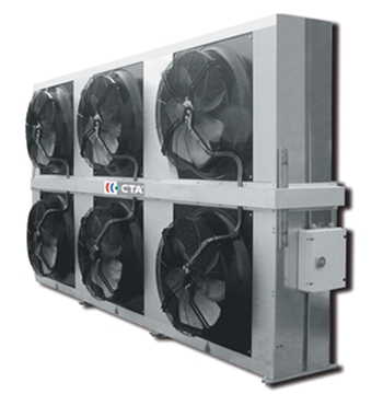 Highly Efficient Dry Coolers