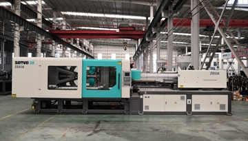 Powerful Injection Moulding Machines