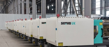 60t to 4000t Moulding Machines