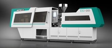 ES Electric Injection Moulding Machine