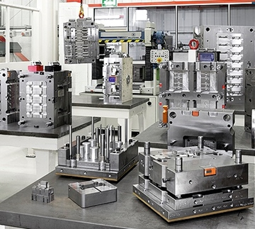 Mikron HSM Multi-Axis Machining Centres