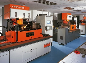 High Speed Machining Centres