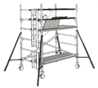 """Access Tower - 2.2m 7'2"""" height"""