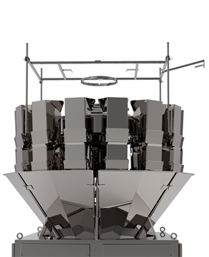 2.5G Multihead Weigher Machines