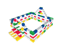 Play Space - Ball Pit - 10 x 10 x 5 Ft