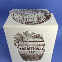 10 Litre Ale Box for beverage in a bag - Bag to be selected ALEBOX10