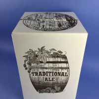 20 Litre Ale Box only for bag in a Box (Bag to be Selected) ALEBOX20