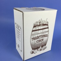 5 Litre Cider Box for bag in a Box bag selection is required CIDERBOX5