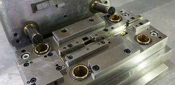 Manufacturer Of Multi-Cavity Mould Tools