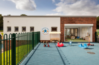 Modular Building Hire  For Childcare Sector