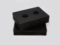 Neoprene Pads For Structural Applications