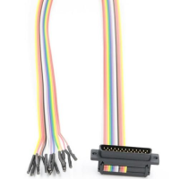14way Test Clip Cable with Sockets