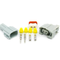 2 Way Denso Toyota Injector Automotive Connector Kit