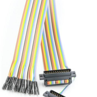28way Test Clip Cable with Sockets
