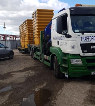 Container Transport Services In Manchester