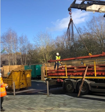 Plant Haulage Services In Manchester