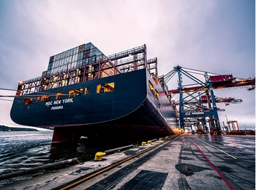 UK Business Freight Forwarding From Middle-East