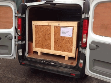 Parcels Delivery Services In Staffordshire