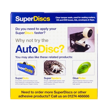 Bespoke Economical Perforated SuperDiscs