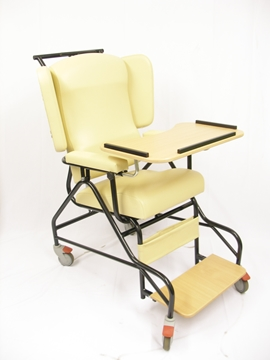 Reclining Mobile Patient Chair
