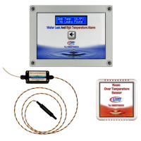 Supplier Of Combined Water Detection For Small Server Rooms