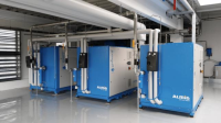 Compressed Air Equipment Pipework Installation