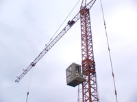 Public Controlled Crane Hire Services