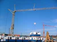 Tower Crane Hire Services In UK